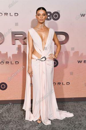 Editorial image of 'Westworld' Season 3 TV show premiere, Arrivals, Los Angeles, USA - 05 Mar 2020