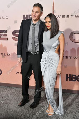 Editorial picture of 'Westworld' Season 3 TV show premiere, Arrivals, Los Angeles, USA - 05 Mar 2020