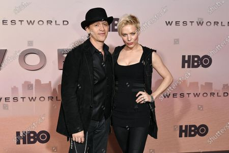 Clifton Collins Jr. and guest