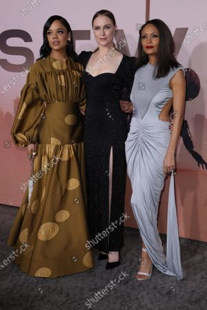 Tessa Thompson, Evan Rachel Wood and Thandie Newton