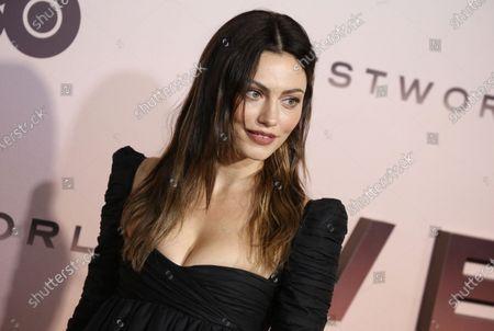 Editorial photo of 'Westworld' Season 3 TV show premiere, Arrivals, Los Angeles, USA - 05 Mar 2020