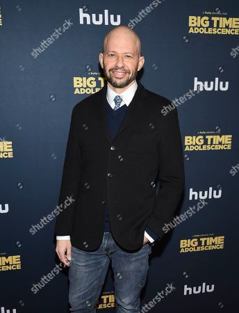"""Jon Cryer attends the premiere of """"Big Time Adolescence"""" at Metrograph, in New York"""