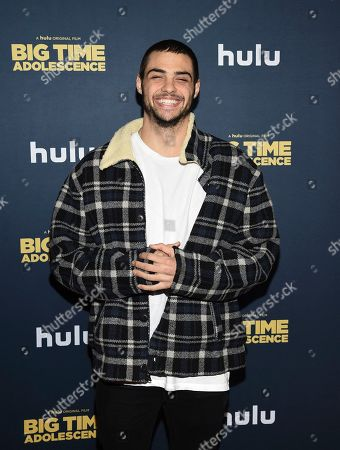 """Noah Centineo attends the premiere of """"Big Time Adolescence"""" at Metrograph, in New York"""