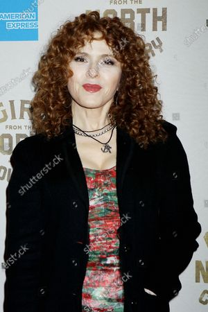 Stock Photo of Bernadette Peters