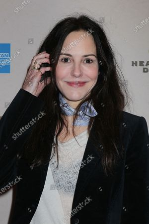 Stock Image of Mary-Louise Parker