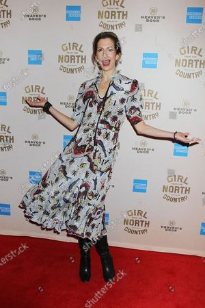 Editorial picture of Opening Night of 'Girl From the North Country', New York, USA - 05 Mar 2020