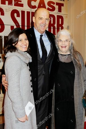 Editorial image of Opening Night of 'Girl From the North Country', New York, USA - 05 Mar 2020