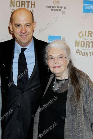 Anthony Edwards and Lois Smith