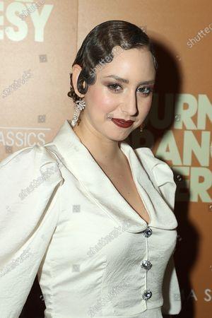 Stock Picture of Jazmin Grace Grimaldi