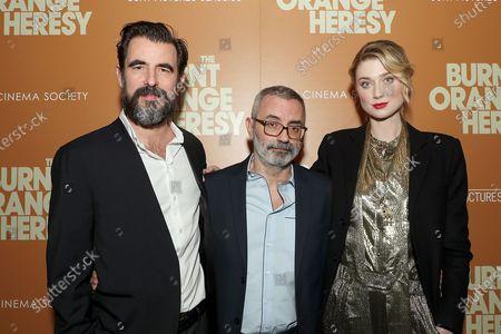 Claes Bang, Giuseppe Capotondi (Director), Elizabeth Debicki