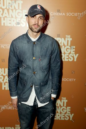 Editorial picture of Sony Pictures Classics and The Cinema Society host a special screening of 'The Burnt Orange Heresy', New York, USA - 05 Mar 2020