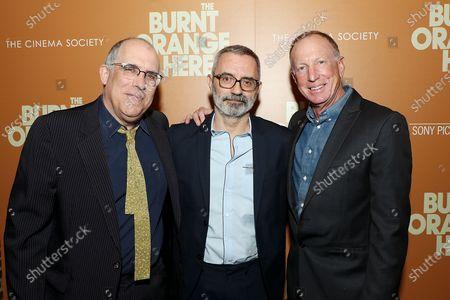 William Horberg, Giuseppe Capotondi, David Lancaster