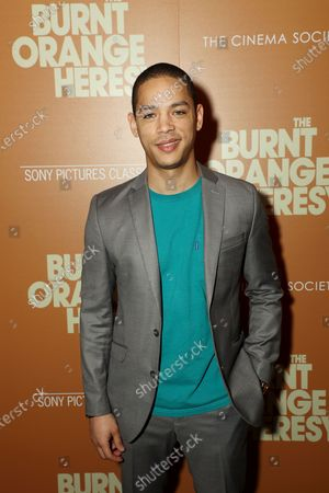 Editorial image of Sony Pictures Classics and The Cinema Society host a special screening of 'The Burnt Orange Heresy', New York, USA - 05 Mar 2020