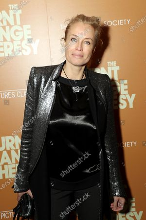 Editorial photo of Sony Pictures Classics and The Cinema Society host a special screening of 'The Burnt Orange Heresy', New York, USA - 05 Mar 2020