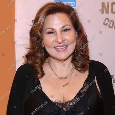 Stock Photo of Kathy Najimy