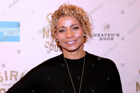 Stock Picture of Michelle Hurd