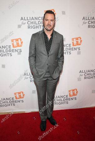 Editorial picture of The Alliance for Childrens Rights 28th Annual Dinner, Arrivals, The Beverly Hilton, Los Angeles, USA - 05 Mar 2020