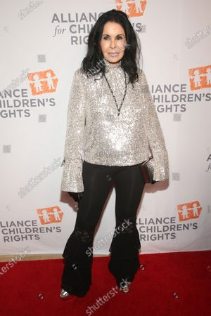 Editorial photo of The Alliance for Childrens Rights 28th Annual Dinner, Arrivals, The Beverly Hilton, Los Angeles, USA - 05 Mar 2020