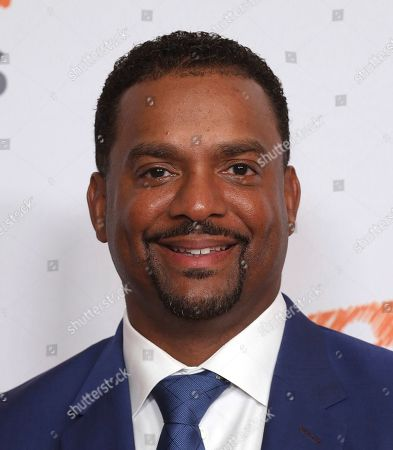 Stock Photo of Alfonso Ribeiro arrives at The Alliance for Children's Rights 28th Annual Dinner at The Beverly Hilton, in Beverly Hills, Calif