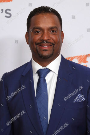 Alfonso Ribeiro arrives at The Alliance for Children's Rights 28th Annual Dinner at The Beverly Hilton, in Beverly Hills, Calif