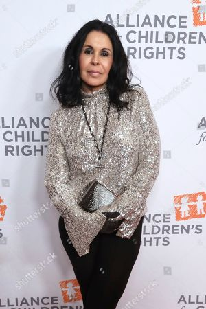 Editorial image of The Alliance for Children's Rights 28th Annual Dinner, Beverly Hills, USA - 05 Mar 2020
