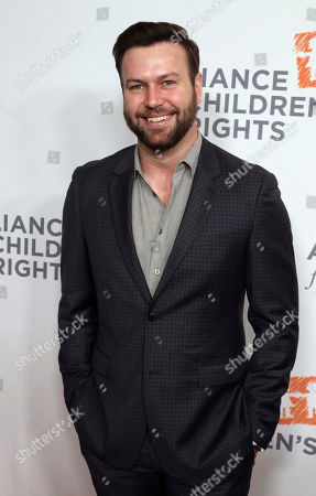 Taran Killam arrives at The Alliance for Children's Rights 28th Annual Dinner at The Beverly Hilton, in Beverly Hills, Calif