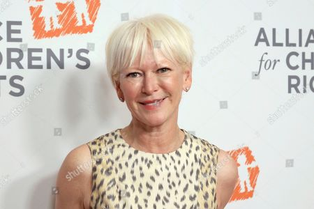Joanna Coles arrives at The Alliance for Children's Rights 28th Annual Dinner at The Beverly Hilton, in Beverly Hills, Calif