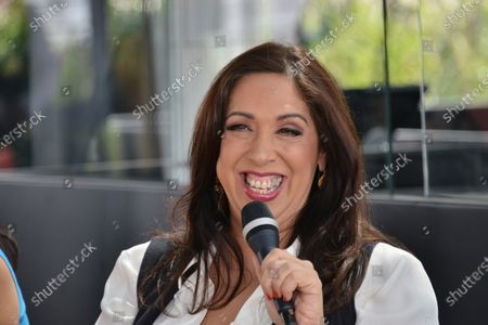 Mexican soprano Regina Orozco