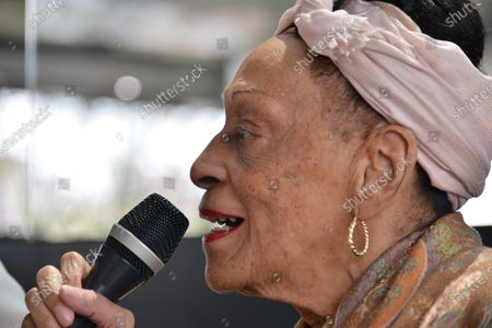 Cuban singer Omara Portuondo