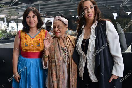 Cuban singer Omara Portuondo and Mexican soprano Regina Orozco