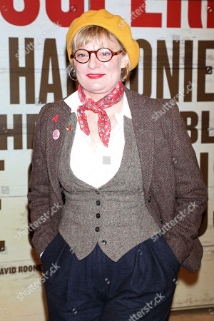 """Martha Plimpton attends the Broadway opening night of """"Girl From The North Country"""" at the Belasco Theatre, In New York"""