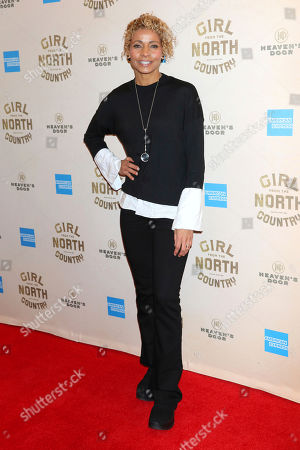 """Editorial image of """"Girl From The North Country"""" Broadway Opening Night, New York, USA - 05 Mar 2020"""
