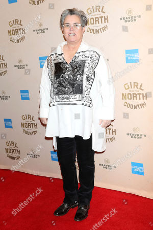 "Editorial picture of ""Girl From The North Country"" Broadway Opening Night, New York, USA - 05 Mar 2020"