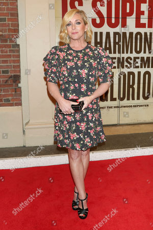 "Stock Picture of Jane Krakowski attends the Broadway opening night of ""Girl From The North Country"" at the Belasco Theatre, In New York"