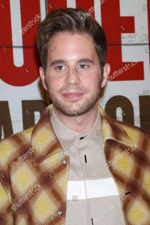 """Ben Platt attends the Broadway opening night of """"Girl From The North Country"""" at the Belasco Theatre, In New York"""