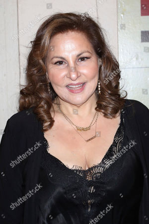 "Kathy Najimy attends the Broadway opening night of ""Girl From The North Country"" at the Belasco Theatre, In New York"