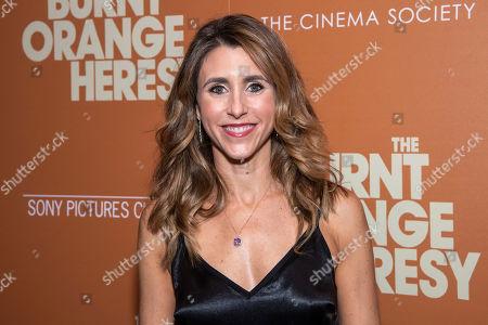 "Editorial image of NY Special Screening of ""The Burnt Orange Heresy"", New York, USA - 05 Mar 2020"