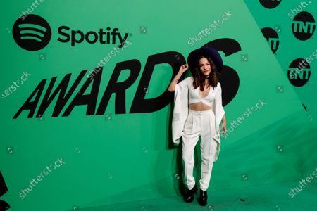 Editorial picture of Spotify Awards 2020, Mexico City - 05 Mar 2020