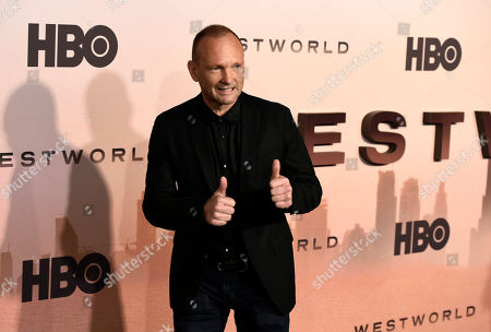 "Editorial picture of LA Premiere of ""Westworld"" Season 3, Los Angeles, USA - 05 Mar 2020"