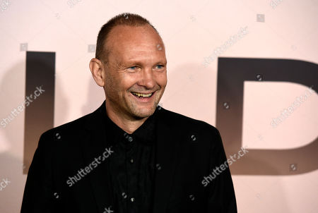 "Stock Photo of Thomas Kretschmann, a cast member in the HBO series ""Westworld,"" poses at the Season 3 premiere of the show at the TCL Chinese Theatre, in Los Angeles"