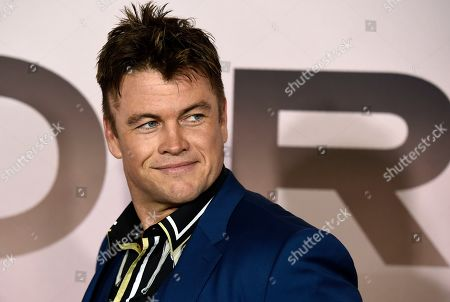 """Luke Hemsworth, a cast member in the HBO series """"Westworld,"""" arrives at the Season 3 premiere of the show at the TCL Chinese Theatre, in Los Angeles"""