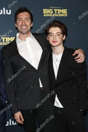 Will Phelps (Producer) and Thomas Barbusca