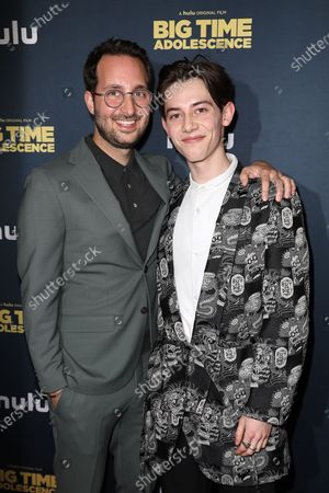 Jason Orley (Director) and Griffin Gluck