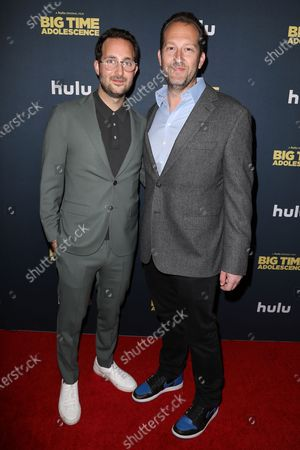 Jason Orley (Director) and Mason Novick (Producer)