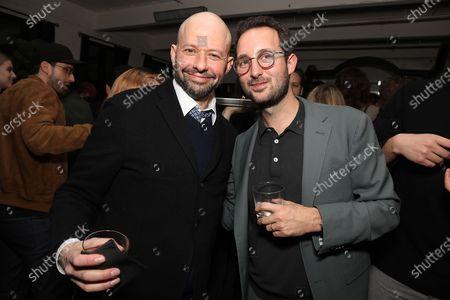 Jon Cryer and Jason Orley (Writer, Director)
