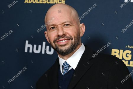 Stock Picture of Jon Cryer