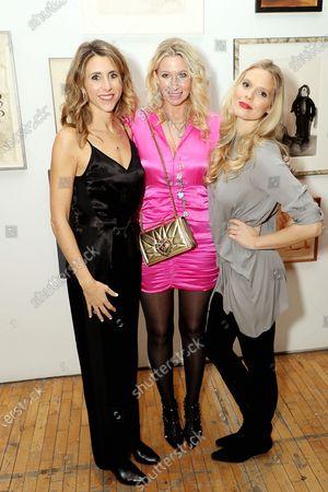Stock Image of Sarah Megan Thomas, Mary Snow, Jasmine Lobe