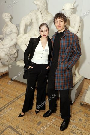 """Editorial photo of Sony Pictures Classics and The Cinema Society Host The After Party For """"The Burnt Orange Heresy"""", New York, USA - 06 Mar 2020"""