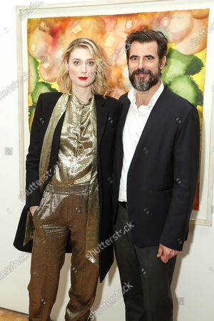 """Editorial picture of Sony Pictures Classics and The Cinema Society Host The After Party For """"The Burnt Orange Heresy"""", New York, USA - 06 Mar 2020"""