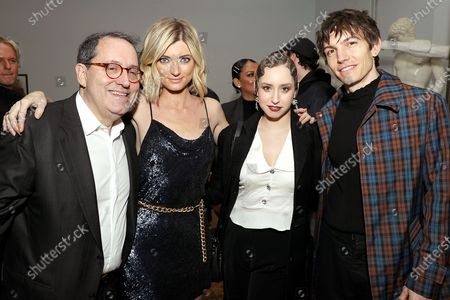 Stock Photo of Michael Barker, Sophie Sumner, Jazmin Grace Grimaldi, Ian Mellencamp